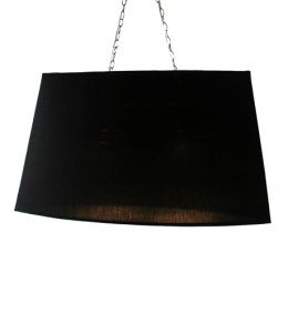 onyx black pendant light