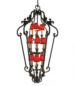 the beacon chandelier