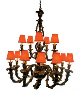 the flavie chandelier