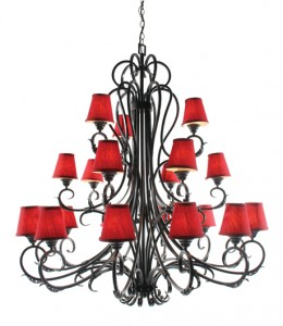 the picardy chandelier